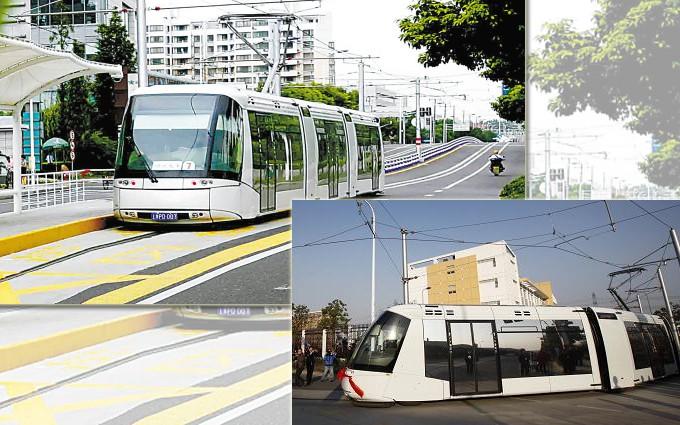 广州有轨电车