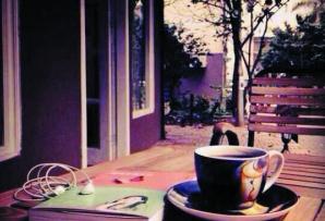 昌岗咖啡馆:在大街小巷 品闲暇时光