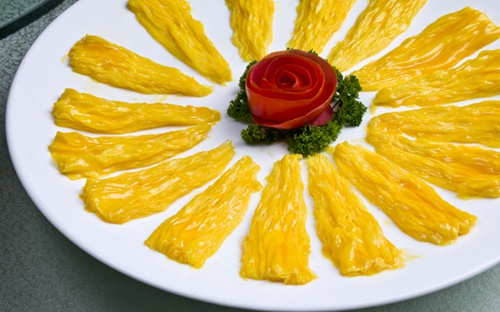斋炒鸡蛋的顶峰——黄埔蛋 讲求锅上功夫