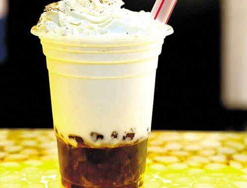 它叫港式奶茶却渗着浓浓的广州人情味