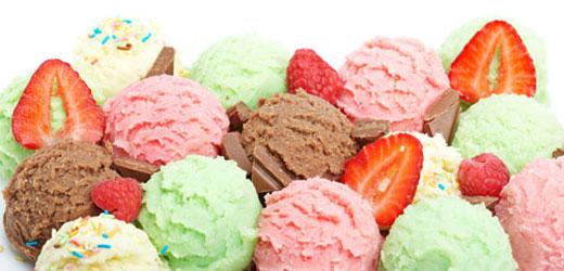 鲜果遇上冰,手工DIY冰淇淋妙趣多