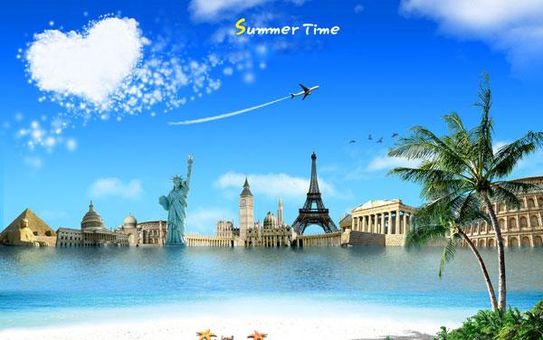 12个热门旅游国家签证这样办