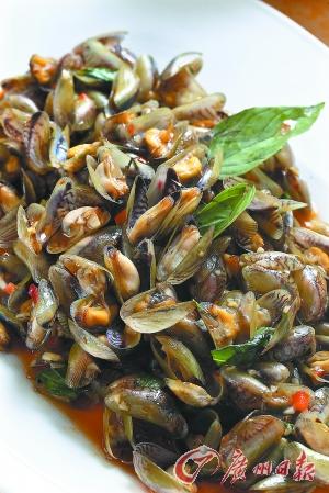 广州哪里的河鲜海鲜最好吃
