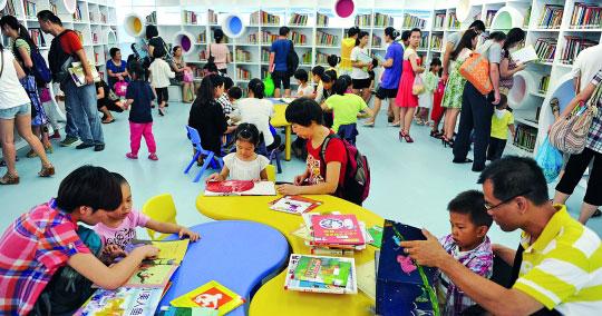 广州各大图书馆 亲子读书会盘点