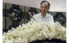 张民辉:用牙雕技艺打造骨雕