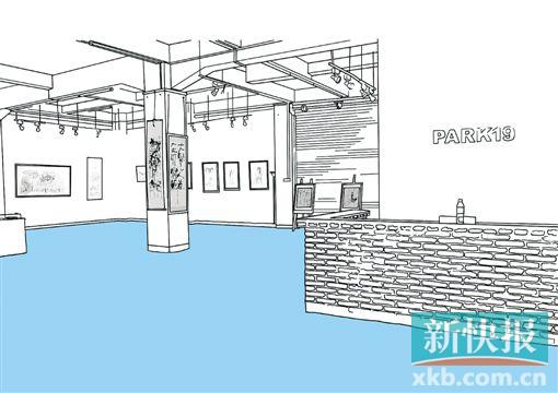 广州左岸 脏乱差旧厂房变身诗意栖居地
