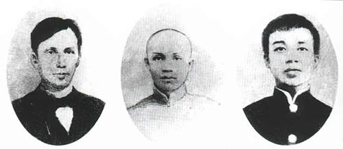 1905年7月16日七十二行商、八大善堂代表在广州成立广州拒约会 ...