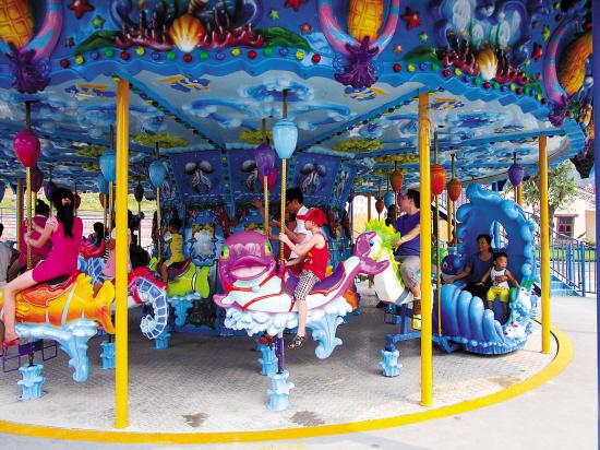 番禺儿童公园终于有嘢玩啦 10设施可使用