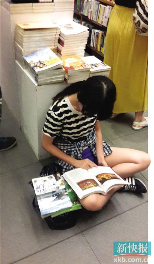 广州人不爱进书店不等于不热爱读书
