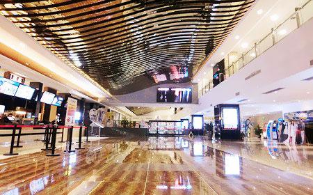 星汇电影城:广州首家杜比全景声影城
