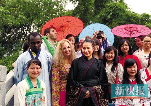 广州乞巧文化将申请世界非遗 天河在准备