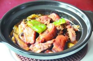 中秋节美食推荐 广州酒家应节养生菜
