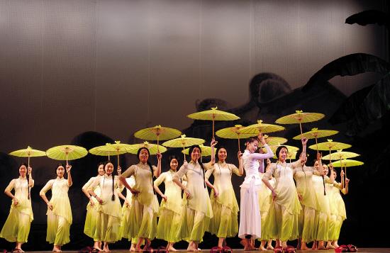 《沙湾往事》10月8日 广州大剧院首演