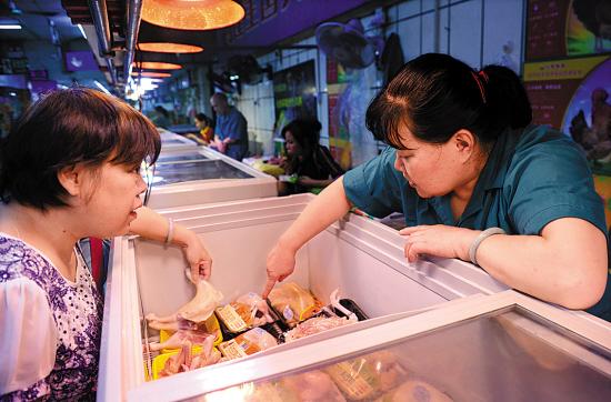 冰鲜鸡销售遇冷 全市推广或在元旦后
