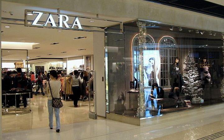 ZARA(天河广场店)