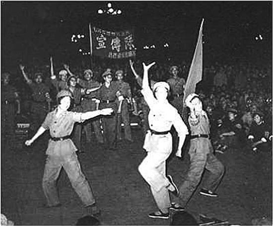 旧俗重温:广州人跳舞史