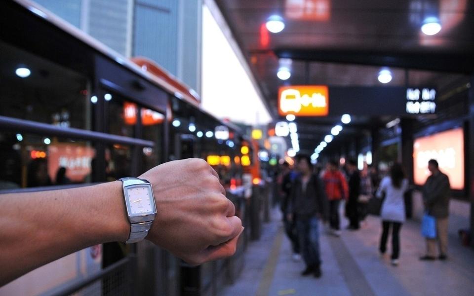 广州体育西路街景