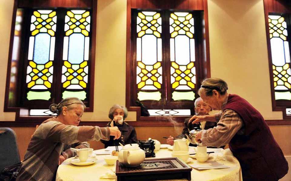 老字号之广州酒家总店美食