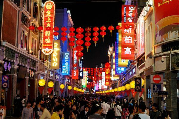 广州上下九步行街购物美食全攻略