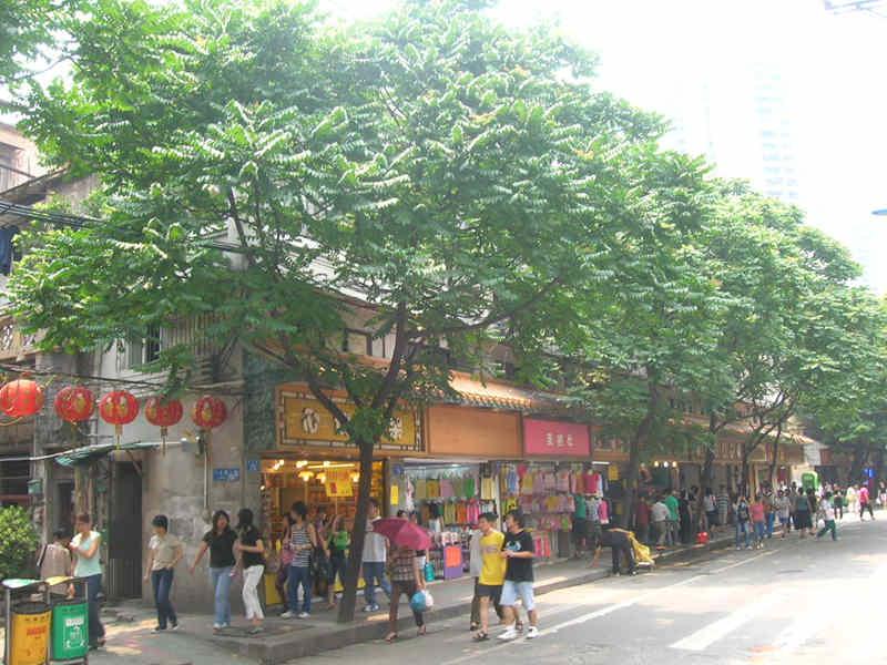 宝华路:传统商业旺地的今昔变迁