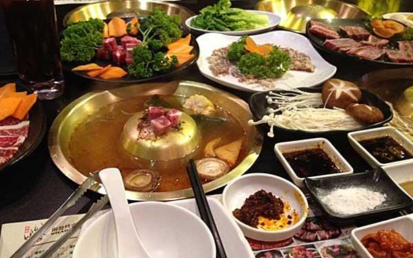 食在惠福东路 最地道的美食花街