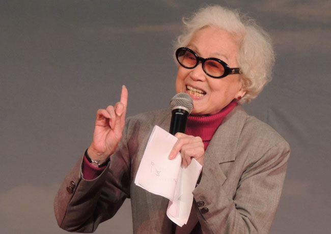 她是粤剧界的中坚力量