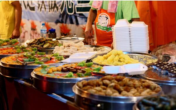 广州天河美食节——来天河美食节逛逛吧