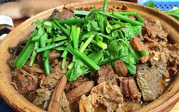 广州美味牛腩觅食推荐地