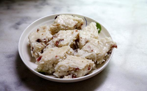 粤食粤味,教你简单做广州人爱吃的萝卜糕