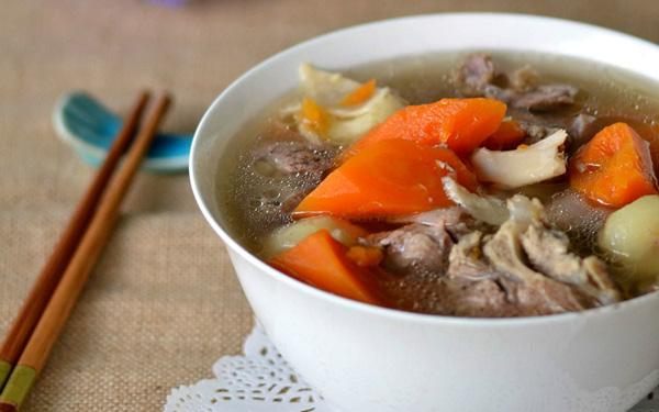喜气洋洋,教你做最好吃的广式羊肉煲