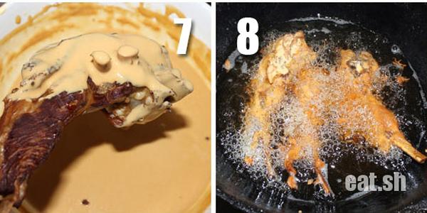 香酥羊排的做法3