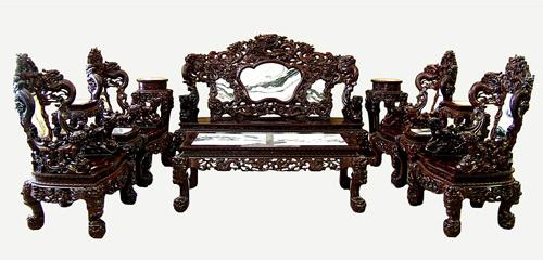 广式家具起源于明朝,成熟于清朝