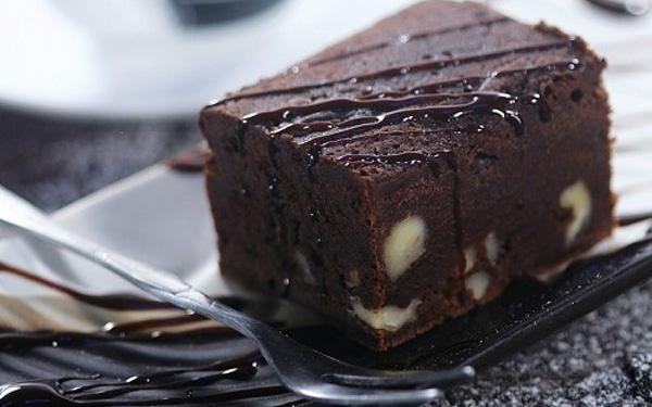 情人节送男友/女友的布朗尼芝士蛋糕