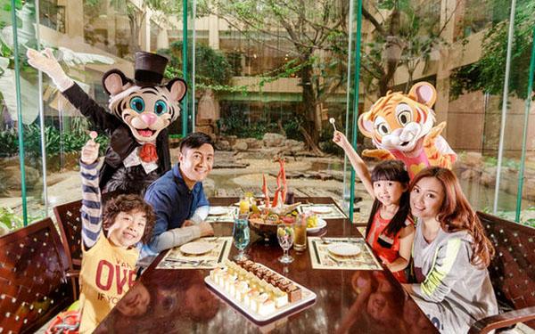 番禺长隆酒店美食攻略:白虎自助餐新年优惠
