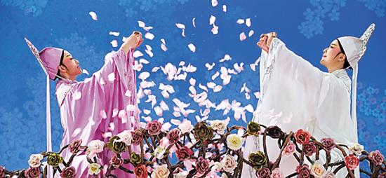 2015年新年广州大剧院演出排期