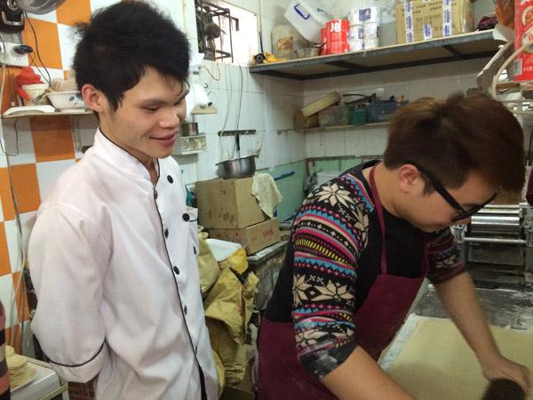 广州哪里可以买到好吃的油角蛋散