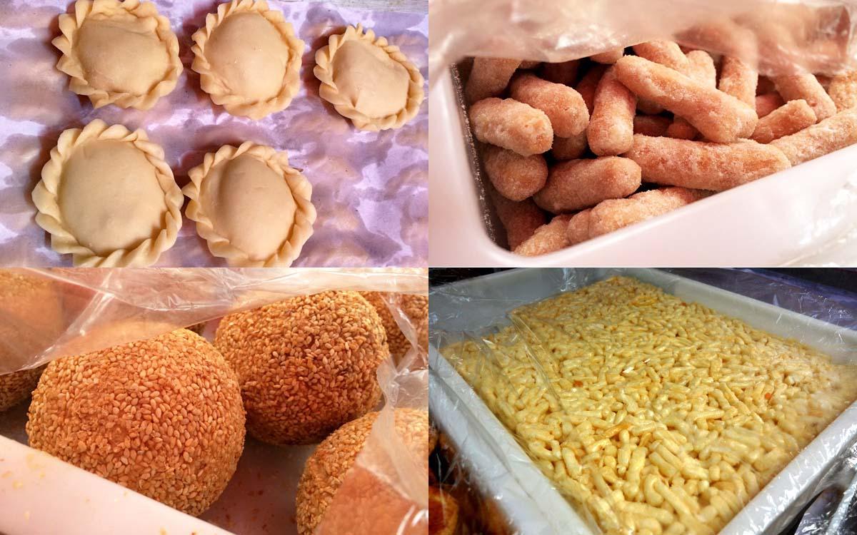 广州哪里可以买到正宗好吃的蛋散油角年货