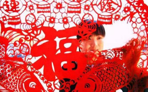 春节福字应该怎样贴