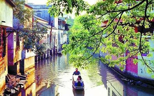广东春节出游好去处