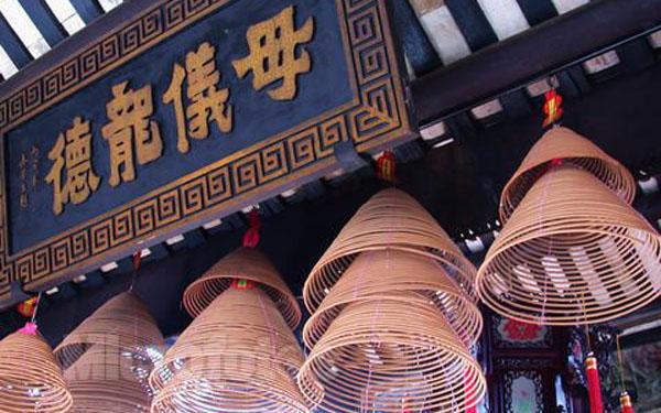 春节出游,德庆龙母庙祈福之旅