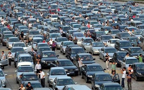 广东春节高速公路什么时候最拥堵?