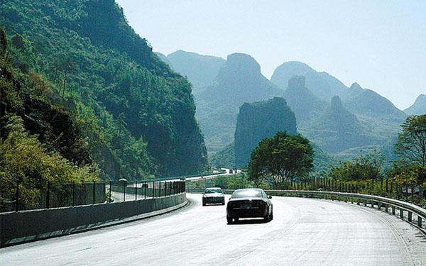 春节回家大塞车?不妨考虑新高速吧!