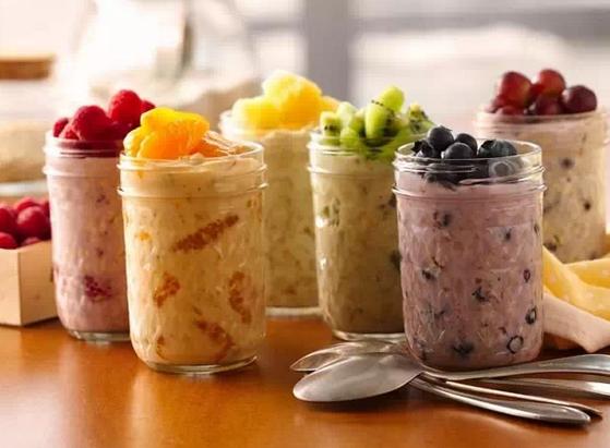 怎么做既健康又减肥的燕麦早餐?