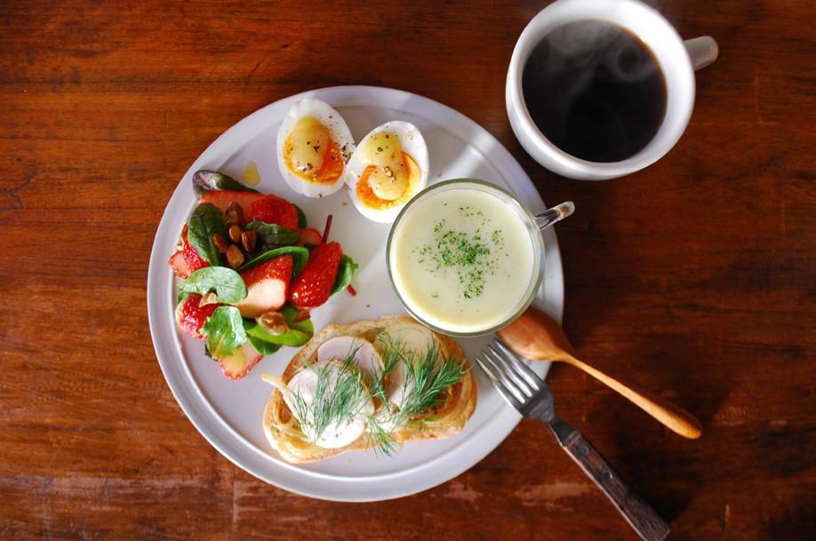 做丰盛、好看还好吃的早餐并不难!