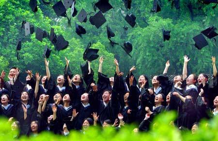 2015大学生就业,行业薪酬大比拼