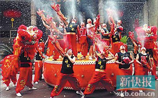 象角木龙舞——传承600年的沙溪民俗