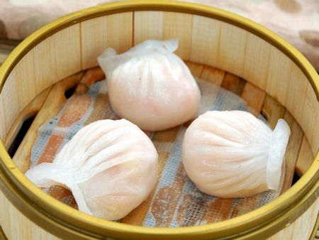 广州美食之薄皮鲜虾饺介绍