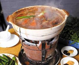 广州,来一碗浓浓羊腩香可好?
