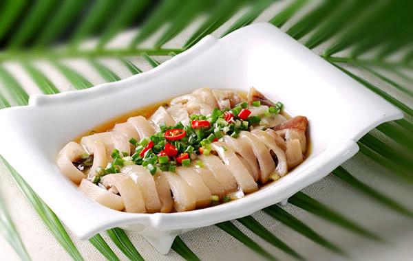广州美食故事:白云猪手的传说