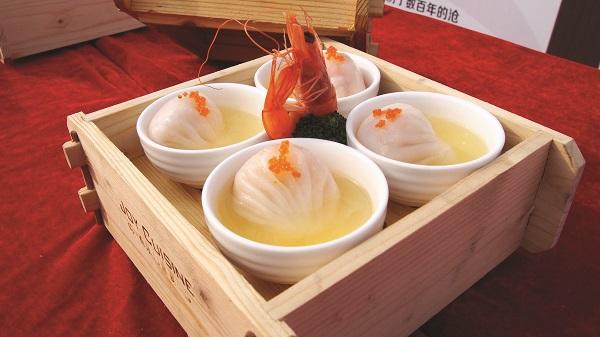 广州美食之薄皮虾饺介绍